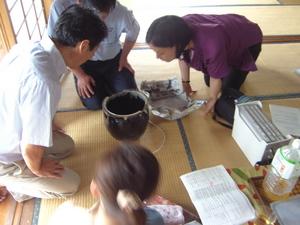 150年前の栗原の食復活 料理試作
