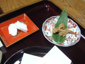 150年前の菓子 食文化  若柳有賀