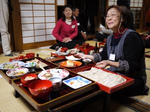 11月16日 幕末 150年前の栗原の料理 試食会